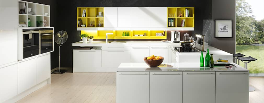 Кухни в . Автор – DanKüchen Studio Hengelo