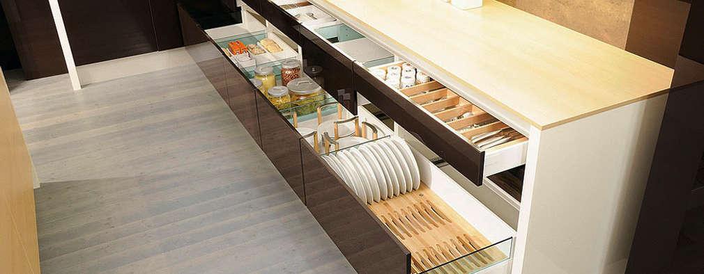 12 ideas para tener una cocina organizada y bonita