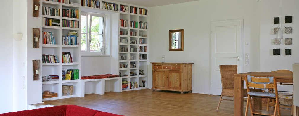 Гостиная в . Автор – Müllers Büro