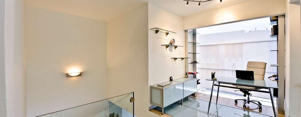 minimalistic Study/office by Excelencia en Diseño