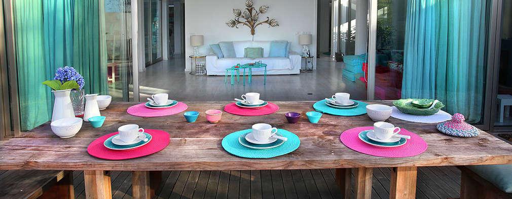 Terrazas  de estilo  por ROSA PURA HOME STORE