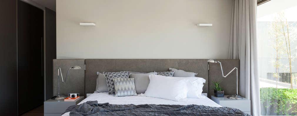 minimalistic Bedroom by Consuelo Jorge Arquitetos