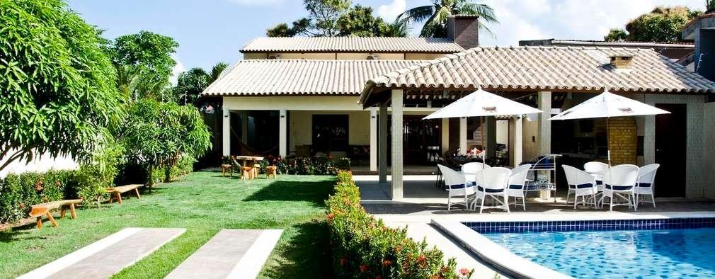 บ้านและที่อยู่อาศัย by Celia Beatriz Arquitetura