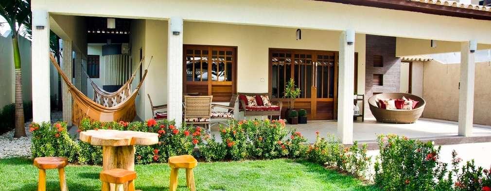 tropical Houses by Celia Beatriz Arquitetura