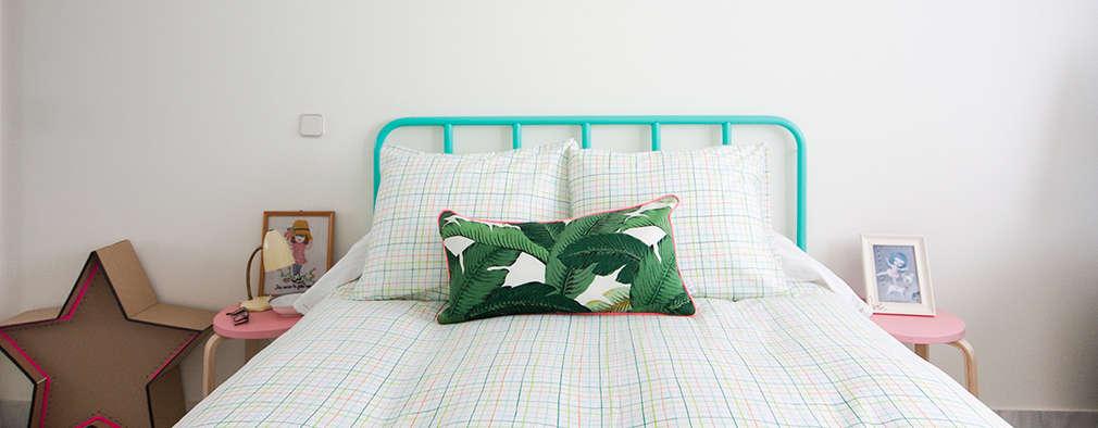 tropical Bedroom by www.rocio-olmo.com
