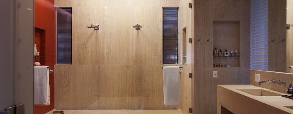 country Bathroom by Beth Nejm