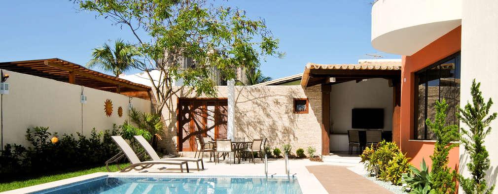 tropical Pool by Argollo & Martins | Arquitetos Associados