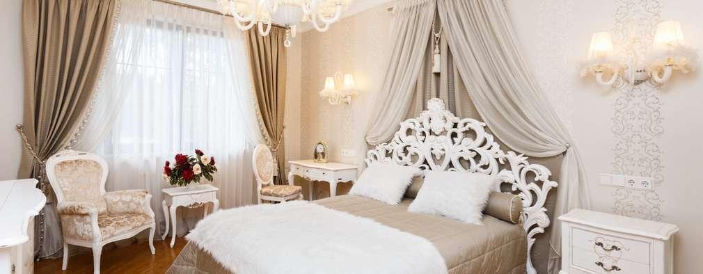 Дом в г.Калининграде: Спальни в . Автор – AGRAFFE design