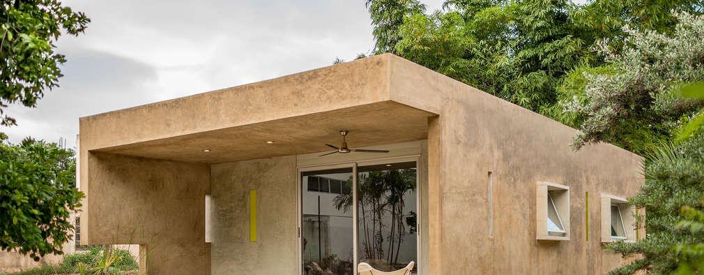 moderne Huizen door TACO Taller de Arquitectura Contextual