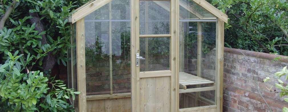 Projekty,  Ogród zaprojektowane przez Greenhouse Stores