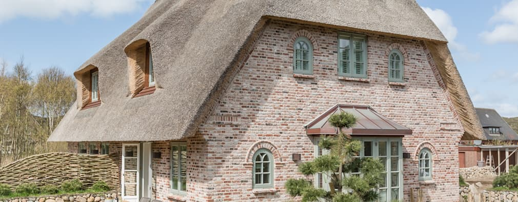 Casas de estilo rural por Home Staging Sylt GmbH