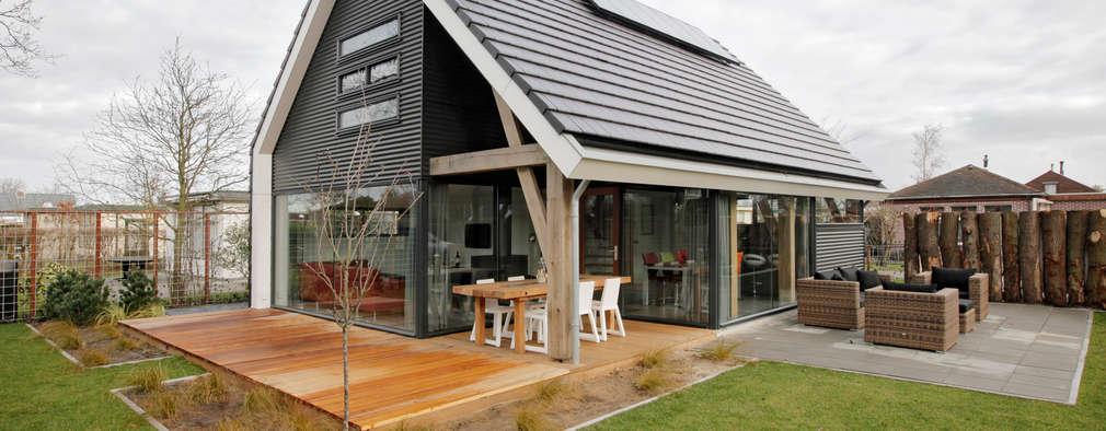 Modern Garden By Bongers Architecten