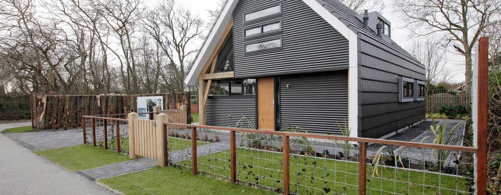 Projekty,  Ogród zaprojektowane przez Bongers Architecten