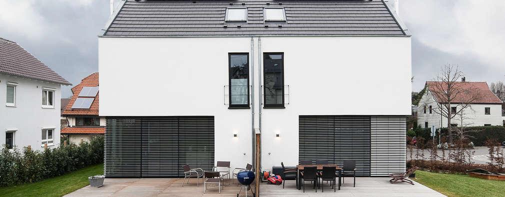 บ้านและที่อยู่อาศัย by Schiller Architektur BDA