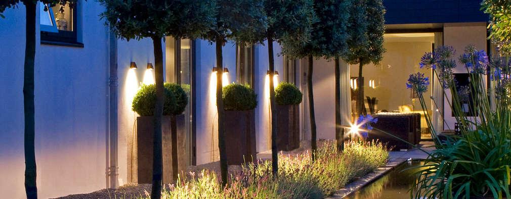 Projekty,  Ogród zaprojektowane przez Royal Botania