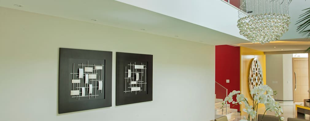Comedores de estilo moderno por Designer de Interiores e Paisagista Iara Kílaris