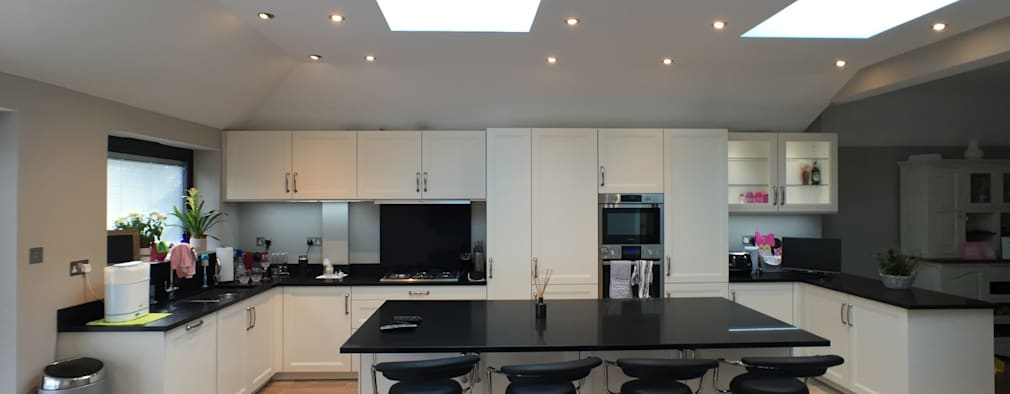 modern Kitchen by Progressive Design London
