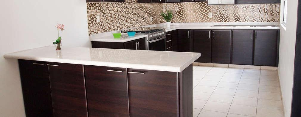 Cocinas espaciosas diferentes estilos para copiar for Cocinas diferentes