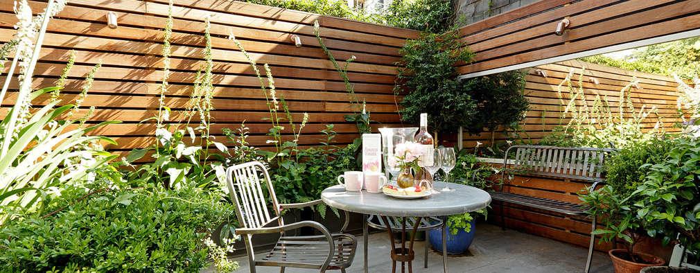 modern Garden by Cue & Co of London