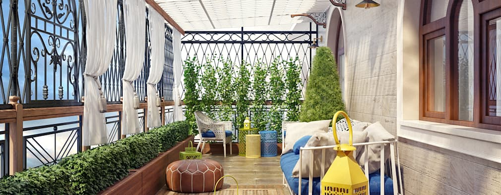 Patios by Sweet Home Design