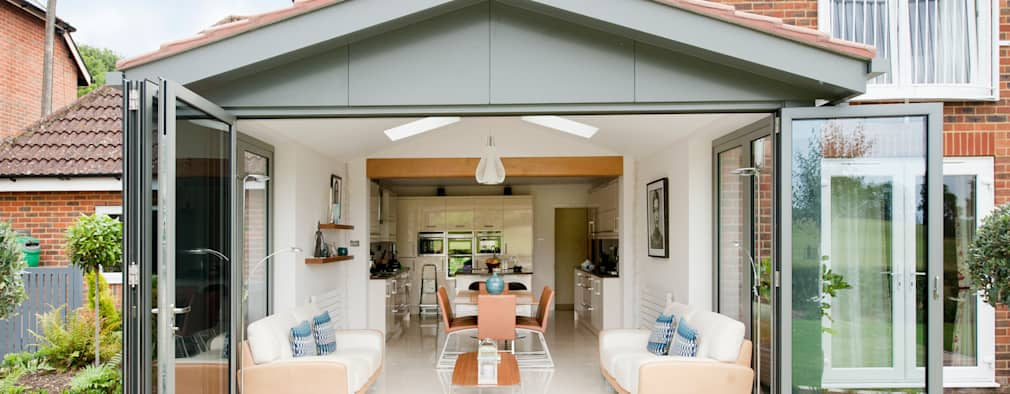 modern Conservatory by ROCOCO