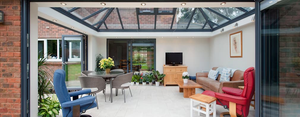 Beautiful Modern Conservatory By ROCOCO