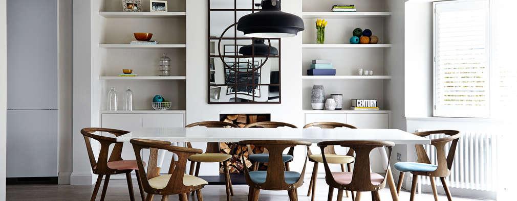 Studio Duggan: modern tarz Yemek Odası