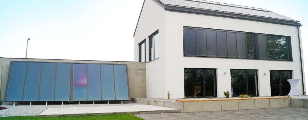modern Living room by Karl Bachl GmbH & Co. KG