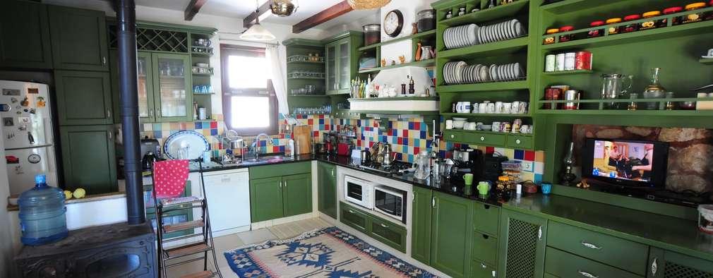 AÇAR MOBİLYA DEKORASYON – Kemal açar: kırsal tarz tarz Mutfak
