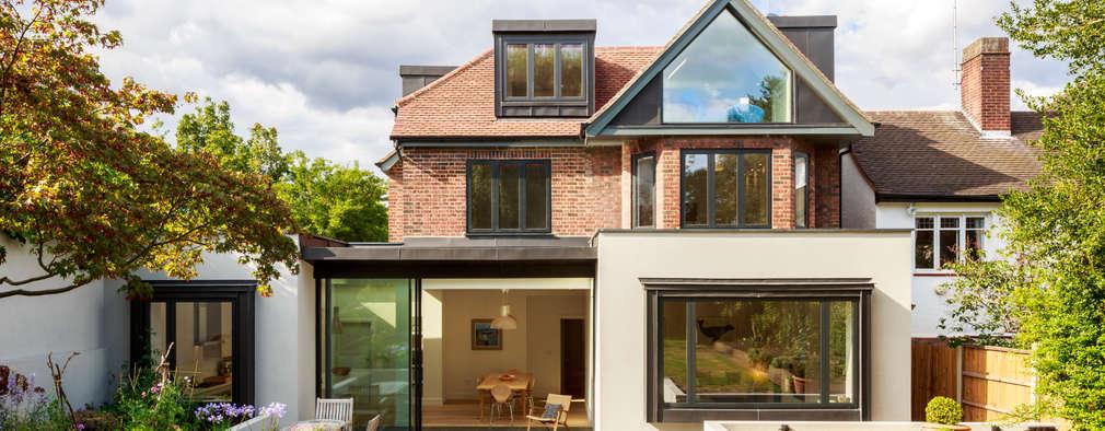 modern Houses by Jones Associates  Architects