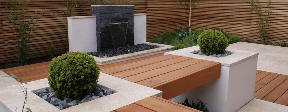 von Hannah Collins Garden Design