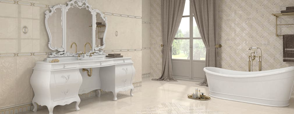 classic Bathroom by SANCHIS