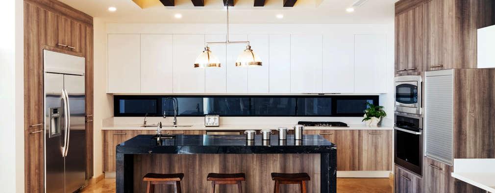 Cocinas de estilo moderno por Imativa Arquitectos