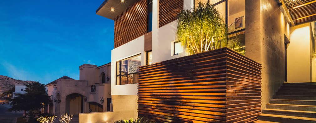 Projekty, nowoczesne Domy zaprojektowane przez Imativa Arquitectos