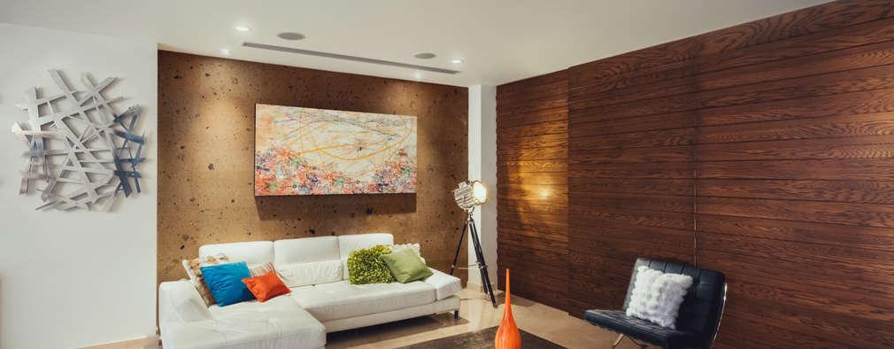 客廳 by Imativa Arquitectos
