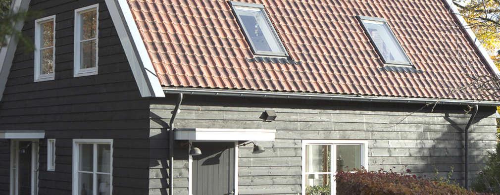 Projekty, eklektyczne Domy zaprojektowane przez Boks architectuur
