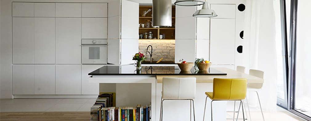 scandinavian Kitchen by Devangari Design