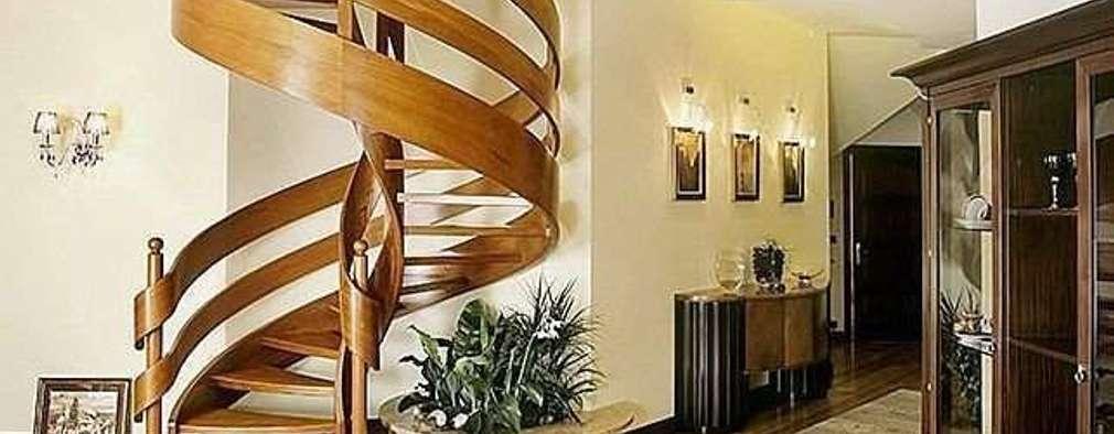 Projekty,  Korytarz, przedpokój zaprojektowane przez Masif Panel Çözümleri - Serender Ahşap Dekorasyon