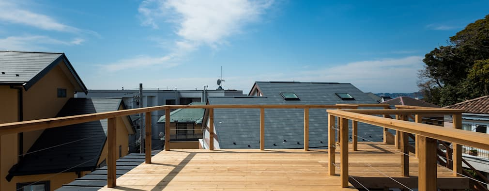 Terrace by エンジョイワークス一級建築士事務所