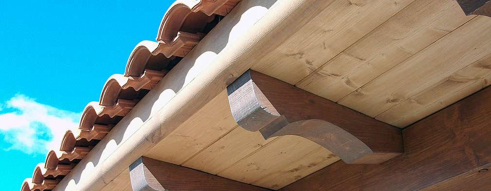 7 ideas para poner techo de madera en tu casa for Como poner chirok en el techo