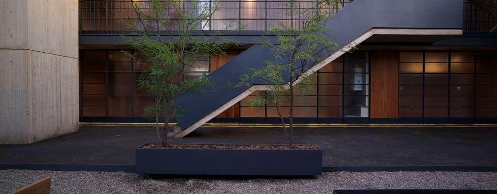 20 dise os novedosos para escaleras modernas for Modelos de escaleras modernas