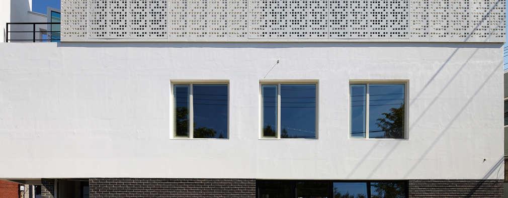 modern Houses by 스마트건축사사무소