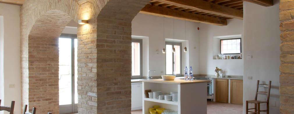 mediterranean Kitchen by v. Bismarck Architekt