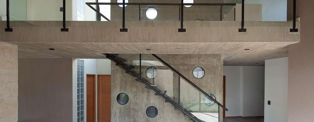 C mo dise ar y calcular una escalera por ti mismo for Como hacer una escalera de concreto con descanso