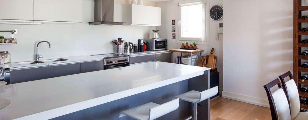 مطبخ تنفيذ LLACAY arquitectos