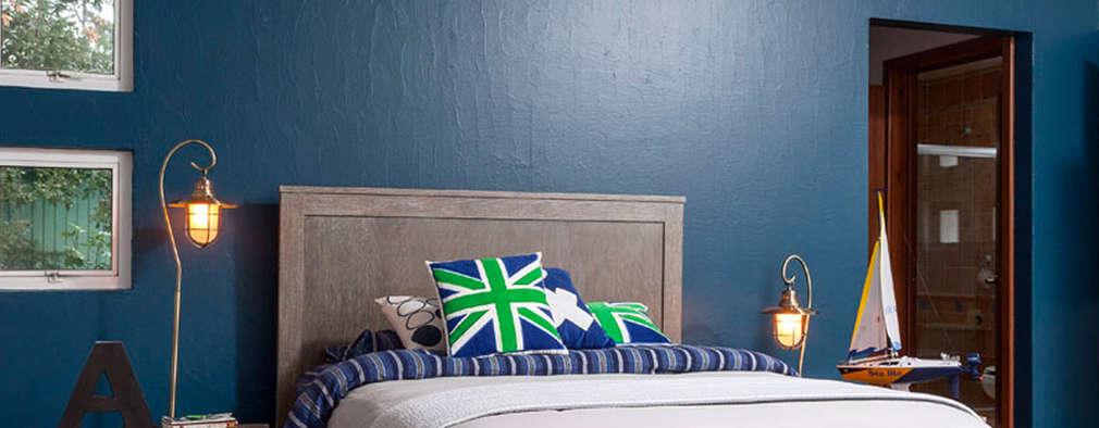 Dormitorios infantiles de estilo moderno por MARIANGEL COGHLAN