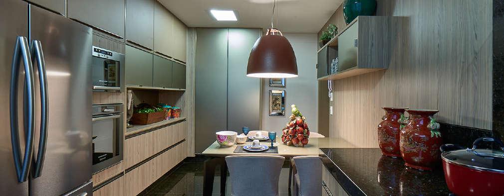 15 cocinas ¡perfectas para casas pequeñas!