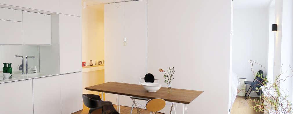 moderne Eetkamer door Studio Pan