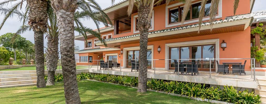 Casas de estilo tropical por Hansen Properties