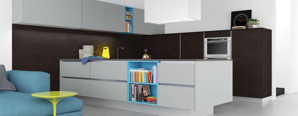 10 idee economiche per decorare la cucina - Decorare la cucina ...